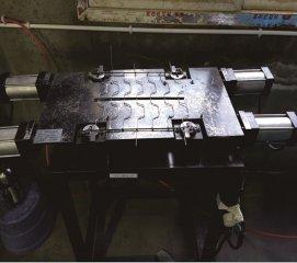 C平台气动工装设备